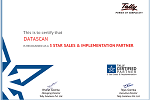 Tally Certificate Of Datascan